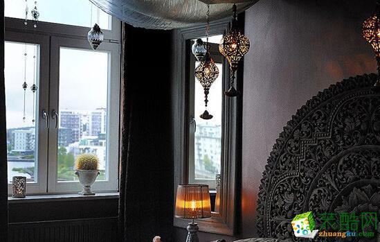 卧室 卧室装饰效果图 昆仑装饰-145平新古典风格公寓
