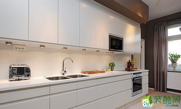 餐厅 厨房效果图 昆仑装饰-145平新古典风格公寓