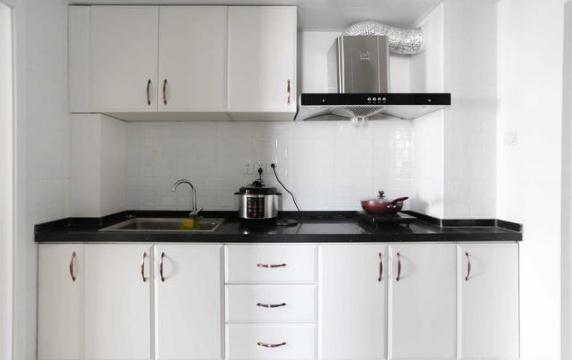 31平单身公寓装修多少钱?6万全包北欧风实景图