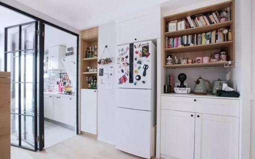 装修日记:7万装出32平北欧单身公寓,粉色小窝超少女